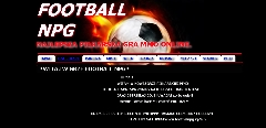 Gra FOOTBALL NPG