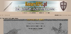 Kozacy RPG to gra strategiczno-ekonomiczna Play By Forum (PBF).