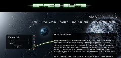Gra Space Elite